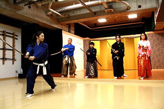 Program | TOKYO SAMURAI KEMBU